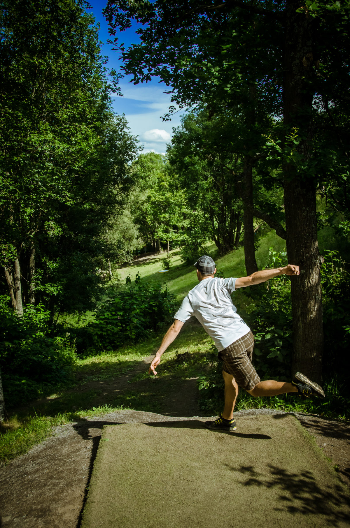 Camp Canaan Disc Golf Disc Golf Courses In Rock Hill SC