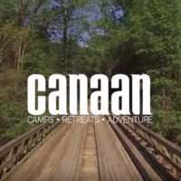 A video preview image explaining what Camp Canaan is all about.